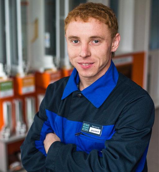 Дмитрий Горохов